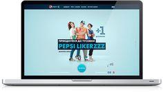 Pepsi Likerzzz by Dmitry Silantiev, via Behance