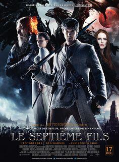 Le septième fils - le 17/12/14 à #Kinepolis >> http://kinepolis.fr/films/le-septieme-fils?utm_source=pinterest&utm_medium=social&utm_campaign=leseptiemefils#showtimes