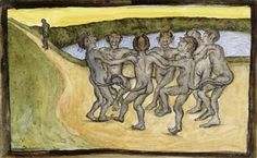 Ring Dance by Hugo Simberg
