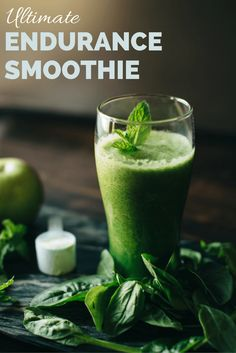 Go far with the ultimate endurance smoothie!