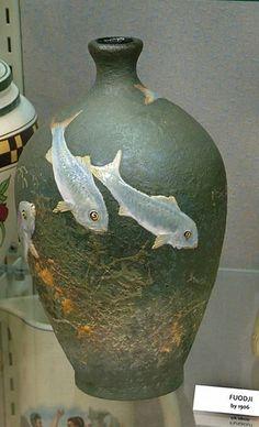 (Roseville Pottery - Fuodji)