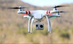 DJI Phantom Aerial UAV Drone Quadcopter for GoPro Camera Hero 1 2 3 Silver Black and other actioncams + 2 DJI Lithium (LiPo) Batteries 2200 mAH + DJI Extra Set Self Tightening Propellers + Carbon Fiber Anti Vibration Anti-Jello Mount + Koozam Cleani Gopro Drone, Gopro Camera, Drone Quadcopter, Drone Diy, Camera Gear, Phantom Drone, Dji Phantom, Mix Fm, Content Management System