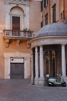 Rome, ghetto