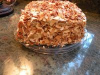 Burnt Almond Torte... - Pots and Pins
