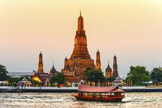 5. Thailand | 13 Affordable Countries That Are Perfect For Budget Travelers