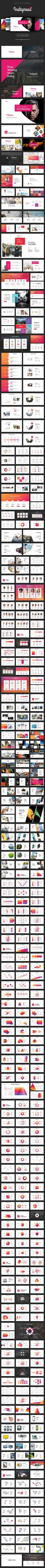 Instapress - Multipurpose Presentation Template - PowerPoint Templates Presentation Templates