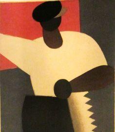 Vladimir Lebedev  Cartel de Propaganda Rusa  1917 - 1922  MoMa, NY