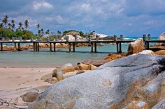 Bangka-Belitung...know this place from a movie, fall in love since then
