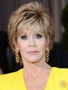 Image result for short hairstyles for 70 year olds
