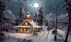 Jesse Barnes ~ Christmas ~