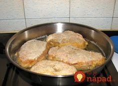 Máte chuť na rezne? Mäsko najskôr naplňte, obaľte a zapečte s jednoduchou omáčkou: Je to neskutočná pochúťka! Chicken Recipes, French Toast, Vegan, Breakfast, Ground Chicken Recipes, Morning Coffee, Recipes With Chicken, Morning Breakfast