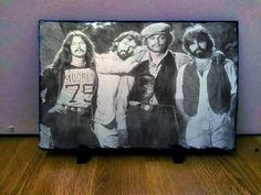 The Doobie Brothers Sketch Art on Slate - This is for sale so if you want to make me an offer then please email me at wynperkins@gmail.com