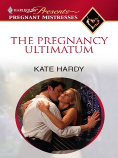 """Read """"The Pregnancy Ultimatum"""" by Kate Hardy available from Rakuten Kobo. Pregnant with the bachelor's baby When wealthy garden designer Will Daynes and uptight city girl Amanda Neave agree to s. Pregnancy Books, Most Popular Books, Literature Books, What To Read, City Girl, Romance Books, Mistress, Books To Read, Have Fun"""