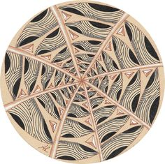Muster Mixer #9 | Freude mit Zentangle