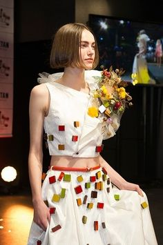 【レコールバンタン】レコールバンタン学生が参加!『サロン・デュ・ショコラ2015』ファッションショーレポート!