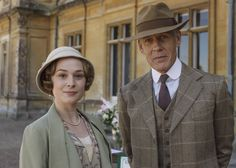 Downton Abbey Season 6 «««« Yes that girl is gonna get Isobel married and her husband is not gonna say shit