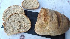 Szénhidrátcsökkentett, gluténmentes vegán kenyér (élesztőmentes, szójamentes, tejmentes, tojásmentes) – Éhezésmentes karcsúság Szafival