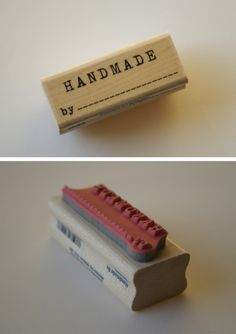 Made in Paper — Stamp