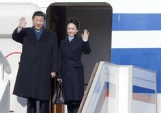 Michelle Obama snubs stylish Chinese first lady by staying home in D.C. with Sasha and Malia..REMEMBER THIS STORY???