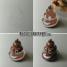 #poop #drawing #marcellobarenghi #emoji