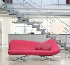 Cool Sofa In Shape Of A Butterfly Wing | DigsDigs