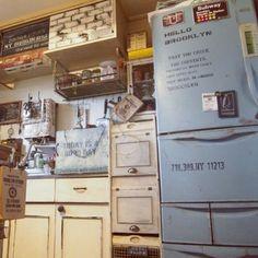 ブルックリンカフェ風インテリアDIYの達人!reenaaさんのお部屋がすごい! | folk