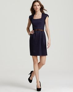 d7244c7761 Pippa Cap Sleeve Dress - Smooth Women - Contemporary - Bloomingdale s