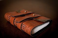Artificial leather journal
