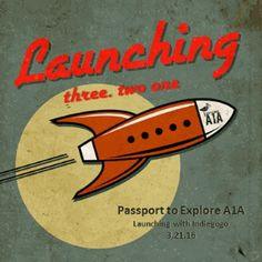 Calling all A1A Explorers! We're thrilled to announce that from March 21st to April 30th we'll be partnering with Indiegogo to launch a campaign called Passport to Explore A1A. It's the critical second phase of a larger three-phase project that will ultimately produce an extraordinary interactive app and user experience framed within the context of exploring Florida's most legendary (and much-loved) scenic coastal highway A1A. More to follow.... Peace, love & A1A #ExploreA1A