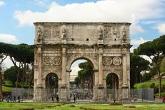 Arco di Constantino | Flickr - Photo Sharing!