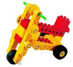 LEGO Education - DUPLO Machines & techniekset
