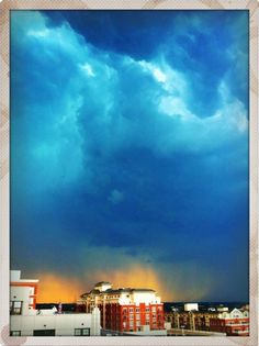 """Clarendon Culture's """"Calm Before the Storm"""" picture -- so awesome"""