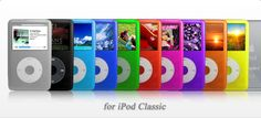 Shades iPod Classic Case - All Colors