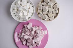 3 slags hjemmelavede skumfiduser | Emily Salomon