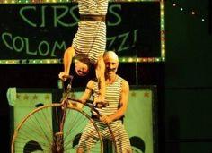 Il Circus Colombazzi festeggia i 20 anni al teatro del mare di Riccione