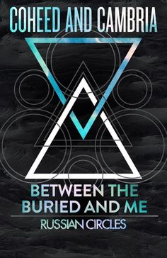 Coheed and Cambria unleash waves of epic progressive rock with tech metal thrashers Between the Buried and Me, Russian Circles!