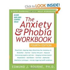 provides step-by-step help for sufferers of anxiety and phobic disorders. It offers the latest treatment strategies for the whole range of these problems-panic disorder, agoraphobia, generalized anxiety disorder, and obsessive-compulsive disorder-with revisions that include updated information on medications, mindfulness training, and health-related conditions that aggravate anxiety.