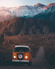 Adventure Awaits, Adventure Travel, Wolkswagen Van, Places To Travel, Places To Go, Foto Picture, Photos Voyages, Travel Aesthetic, Belle Photo