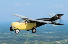1954 Aerocar for sale -- As cool as this looks this would scare the hell out of me.