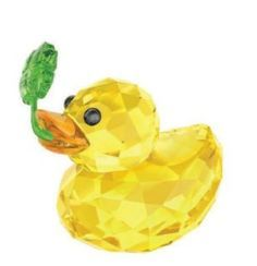 SWAROVSKI Happy Ducks Good Luck