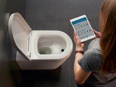 https://www.stellencompass.de/die-toilette-der-zukunft/ Die Toilette der Zukunft - Duravit präsentiert das erste App-gesteuerte WC mit automatischer Urinanalyse auf der ISH in Frankfurt gd.ots.mh- Die Toilette der Zukunft ist nicht nur komfortabel, sie ist auch intelligent und digital vernetzt. Mit dem BioTracer hat Duravit jetzt das weltweit erste App-gesteuerte WC vorgestellt, das vollautomatisch den Urin analysiert. Die Analysewerte werden dazu