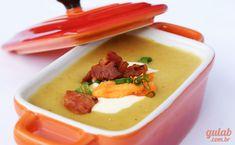 Gulab » Sopa de Batata com Queijos