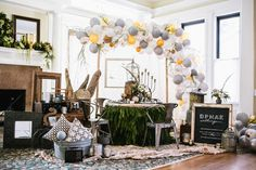 Dinner by Design Event / Table by DPNAK Weddings with Allium Design, Photo by Michael Pangilinan Photography