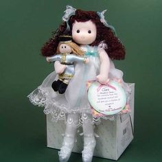 Clara Musical Doll -- Want additional info? Click on the image.