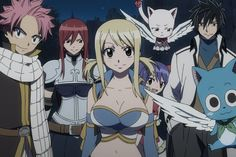 The 7 Most Popular Anime Series that Everyone is Watching Right Now. Are You? http://anime.about.com/od/toppicks/tp/The-7-Most-Popular-Anime-Series-that-Everyone-Is-Watching.htm Fairy Tail!