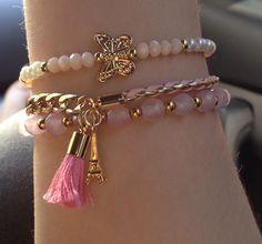 Pink bracelets ❤️