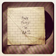 Pink Floyd The Wall record