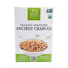 One Degree Organic Foods Odof Ancient Grain O's (6x8 Oz)