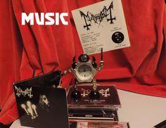 LIVE DEAD: Mayhem 1990 Metal Bands, Black Metal, Music Instruments, Fandoms, Wallpapers, Website, Live, Metal Music Bands, Musical Instruments
