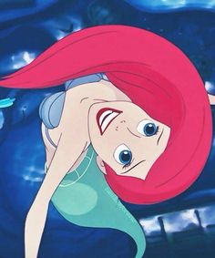 Find images and videos about disney, ariel and the little mermaid on We Heart It - the app to get lost in what you love. Ariel Disney, Disney Nerd, Old Disney, Little Mermaid Movies, Ariel The Little Mermaid, Disney And Dreamworks, Disney Pixar, Disney Characters, Disney Princesses